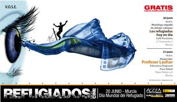 XI Ciclo Refugiados en el Cine en Murcia