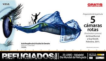 XI Ciclo Refugiados en el Cine en Valladolid