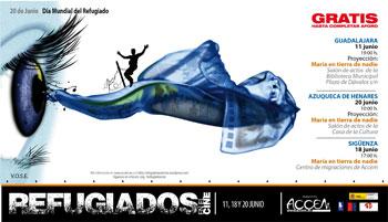 XI Ciclo Refugiados en el Cine. Guadalajara (Azuqueca de Henares, Guadalajara y Sigüenza). Del 11 al 20 de junio de 2013.