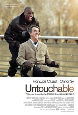 """CONFIRMADA: """"Intocable"""", en Refugiados en el Cine (Madrid, 14-J)"""