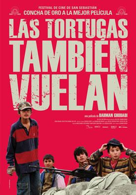 """CONFIRMADA: """"Las tortugas también vuelan"""", en Refugiados en el Cine (Madrid, 14-J)"""