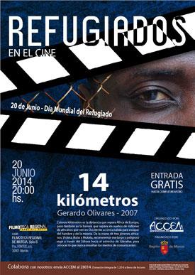Ciclo Refugiados en el Cine - Murcia 2014