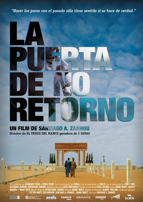 """CONFIRMADA: """"La puerta de no retorno"""", en Refugiados en el Cine (Madrid, 19-VI)"""