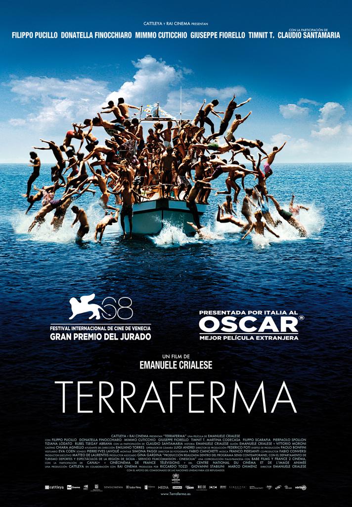 """CONFIRMADA: """"Terraferma"""", en Refugiados en el Cine (20-VI)"""