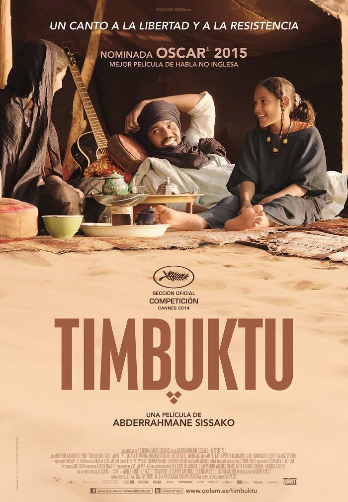 """CONFIRMADA: """"Timbuktu"""", en Refugiados en el Cine (Madrid, 19-VI)"""