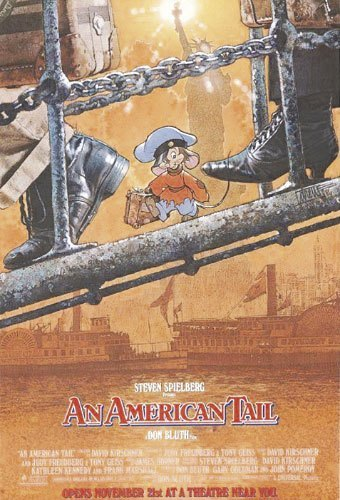 "Cartel ""An american tail"""