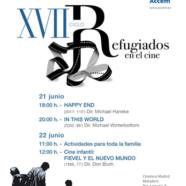 XVII Ciclo Refugiados en el Cine de Accem (21 y 22 de junio, Madrid)