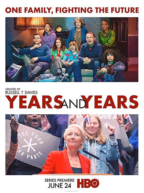 """""""Years and Years"""", una ficción distópica, un espejo de la crisis del Coronavirus"""
