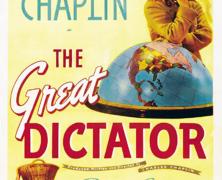 «El Gran Dictador», la parodia como herramienta frente a las dictaduras, en el XVIII Ciclo Refugiados en el Cine