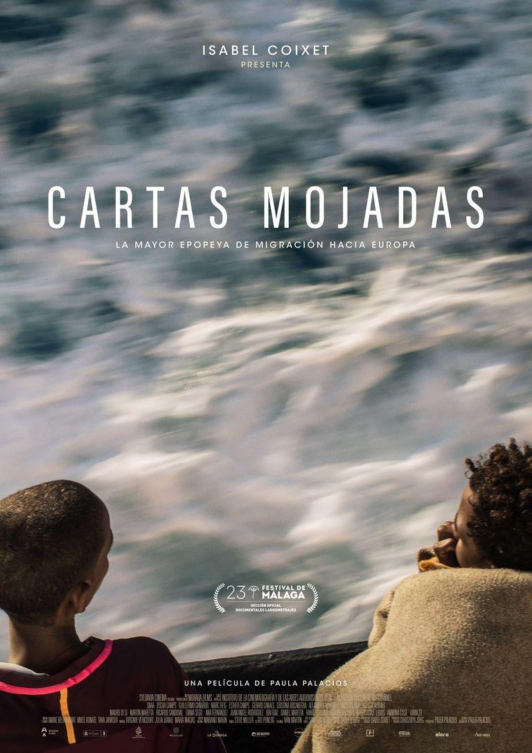 """Cartas mojadas"", dirigida por Paula Palacios"