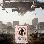 """""""District 9"""": Refugiados extraterrestres en la Tierra"""