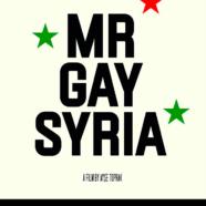 «Mr. Gay Siria» en el XVIII Ciclo Refugiados en el Cine