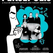 «Persépolis», una novela gráfica de denuncia en formato cinematográfico, en el Ciclo Refugiados en el Cine