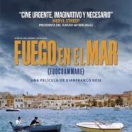 """CONFIRMADA: """"Fuocoammare"""" de Gianfranco Rosi en Refugiados en el cine (Madrid, 24.06)"""
